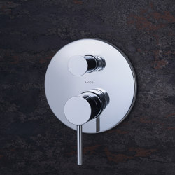 AXOR Starck Single Lever Bath Mixer for concealed installation | Shower controls | AXOR