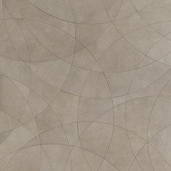 Industrial Puzzle Decor Steel   Ceramic tiles   FLORIM