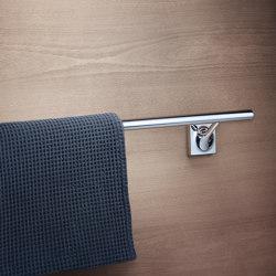 AXOR Starck Organic Bath Towel Holder 600mm | Towel rails | AXOR