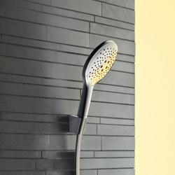 AXOR Starck Organic Raindance Select 150 3jet Hand Shower, DN15 | Shower controls | AXOR