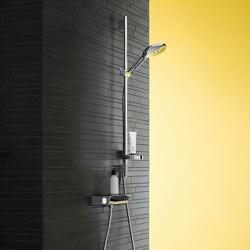 AXOR Starck Organic Raindance Select 150|Unica'S Puro Set 0,90 m | Shower controls | AXOR