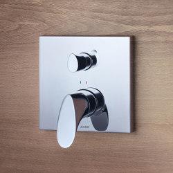 AXOR Starck Organic Mezclador monomando de bañera empotrado | Grifería para bañeras | AXOR