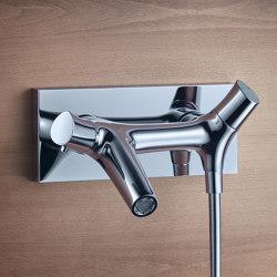 AXOR Starck Organic Termostato de bañera visto | Grifería para bañeras | AXOR