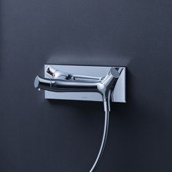 AXOR Starck Organic Thermostatic Shower Mixer for exposed fitting DN15 | Shower controls | AXOR