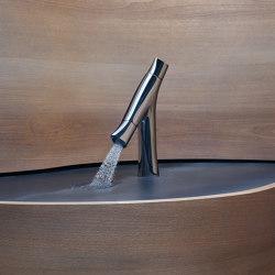 AXOR Starck Organic 2-Handle Basin Mixer 280 DN15 | Wash basin taps | AXOR