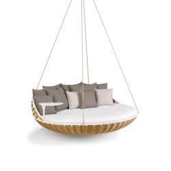 SWINGREST Hanging lounger | Dondoli | DEDON