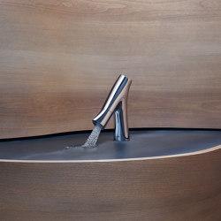 AXOR Starck Organic Pillar Tap DN15 | Wash basin taps | AXOR
