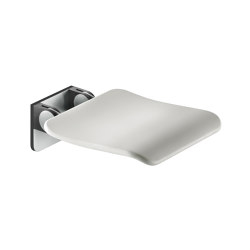 FSB ErgoSystem® E300 Tip-up shower seat | Shower seats | FSB