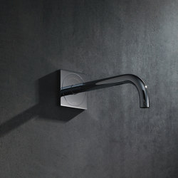AXOR Uno Electronic Basin Mixer for concealed installation, with spout 165 mm | Wash basin taps | AXOR