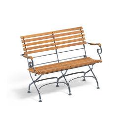 Classic Bench 2-Seater | Panche | Weishäupl