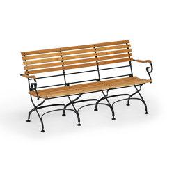 Classic Bench 3-Seater | Panche | Weishäupl
