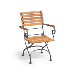 Classic Armchair | Sedie | Weishäupl
