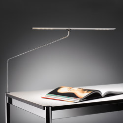 LET T passend zu USM | Table lights | Baltensweiler