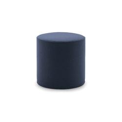 Pouf Basic tondo piccolo | Poufs | Bolzan Letti