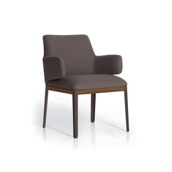 Hug armchair smaller side | Chairs | ARFLEX