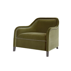 Arpège Eleve Armchair | Armchairs | Busnelli