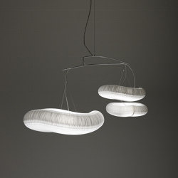 cloud softlight mobile | Suspended lights | molo