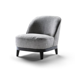 Swing Armchair | Sillones | Busnelli
