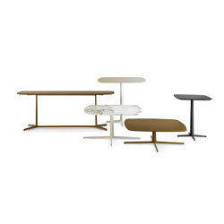Trilogy Low Tables | Tables de repas | Busnelli