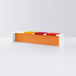 K-Modul Sit | Bancs | werner works