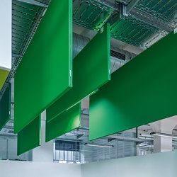 TP30 SILENCE Panel | Sound absorbing ceiling systems | Rosso