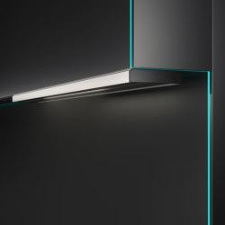 AREA under cabinet lamp black 60 cm | Lámparas para muebles | HOLY TRINITY