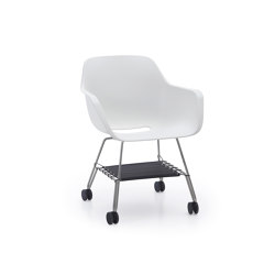 Captain's Rolling Chair with storage net | Chairs | extremis
