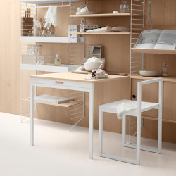 String System, Folding table | Mesas comedor | string furniture