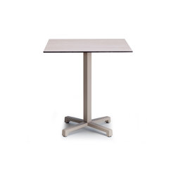 Cross | Bistro tables | SCAB Design