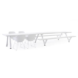 Marina Combi | Dining tables | extremis