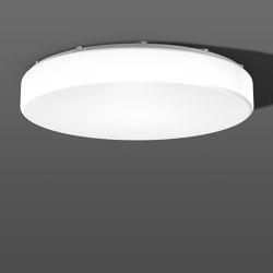 Flat Polymero® Kreis and Kreis XXL ceiling and wall luminaires | Appliques murales | RZB - Leuchten