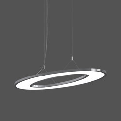 Sidelite® Ellypsoid pendant luminaires | Suspended lights | RZB - Leuchten