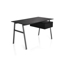 Homework with Wood Top | Bureaux | Bensen