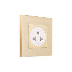 SoHo | Euro-American Socket | EURO-US sockets | FEDE
