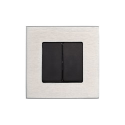 SoHo   Double Push-Button Switch   Two-way switches   FEDE