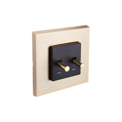 SoHo | Double Toggle Switch | Toggle switches | FEDE