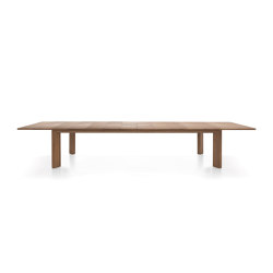 BRICK 002 Extendable Table | Esstische | Roda