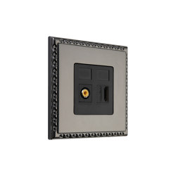 Toledo | TV / Sat Socket | Multimedia ports | FEDE