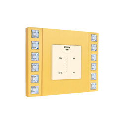 Sand-Velvet-Décor | Touch Dimmer | Touchpad dimmers | FEDE