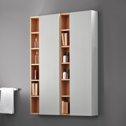 Strato Wall mounted cabinets and mirror cabinets | Wall cabinets | Inbani