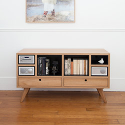 Sideboard Tivoli | # 15 | Multimedia sideboards | Hans Hansen & The Hansen Family