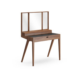 Kingston Dressing Table with Mirror | Tavoli da trucco | Dare Studio