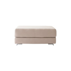 LOUNGE Pouf | Pouf | SOFTLINE