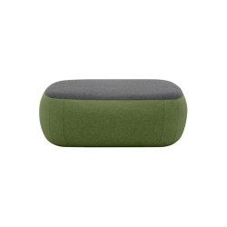 SAND Hocker | Poufs / Polsterhocker | SOFTLINE