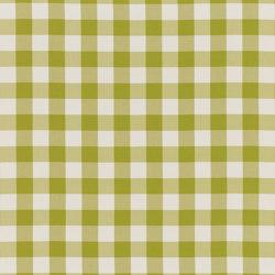 Nizza-Check - 93 lime | Drapery fabrics | nya nordiska
