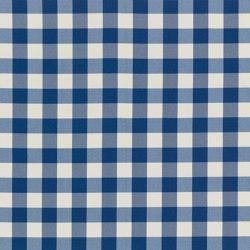 Nizza-Check - 96 marine | Drapery fabrics | nya nordiska