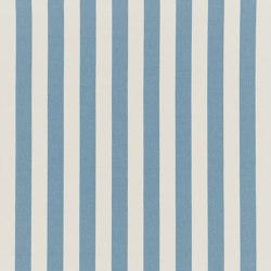 Nizza-Stripe - 45 azure | Tessuti decorative | nya nordiska