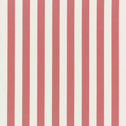 Nizza-Stripe - 47 red | Tejidos decorativos | nya nordiska