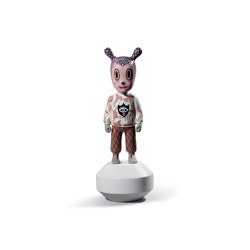 The Guest by Gary Baseman Figurine | Small Model | Numbered Edition | Objekte | Lladró
