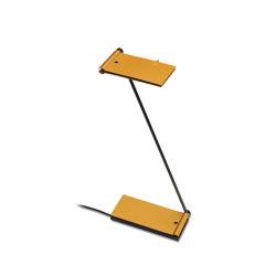 ZETT USB - Gold | Lampade tavolo | Baltensweiler